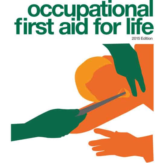 Occupational First Aid Training Manual