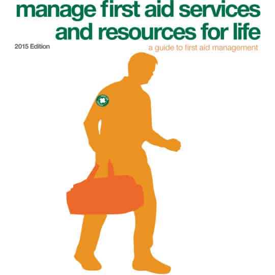 Managing First Aid Services Training Manual