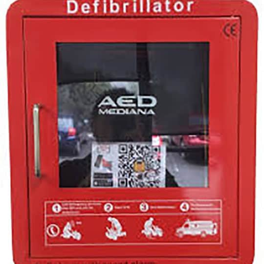 AED Battery (Heartstart) - First Aid Kits and Supplies