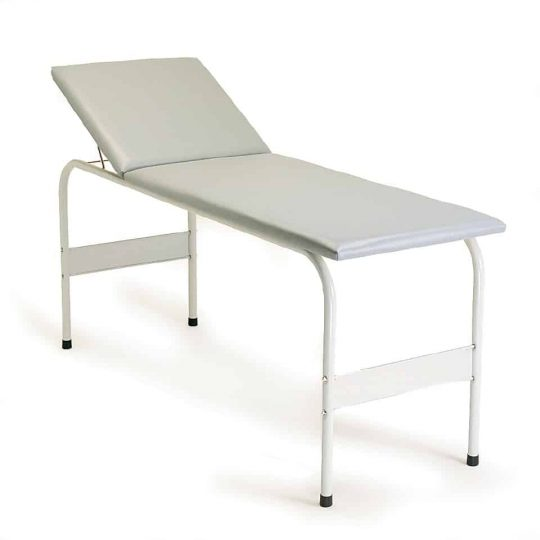 Examination Couch – Heavy Duty Casualty Bed for Patients up to 250kg