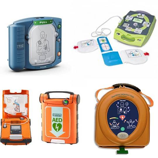 Defibrillator - AED Units