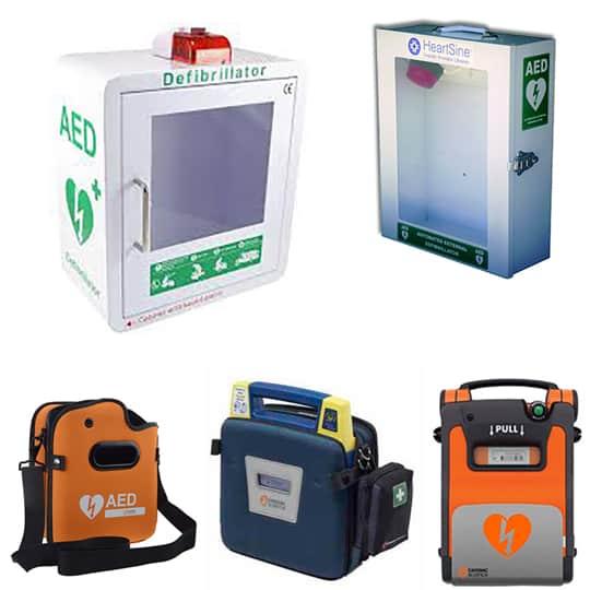 Defibrillator Housing