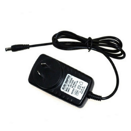 This 230V/50HZ wall charger with a standard Australian plug is for use in recharging the DBP-RC2 rechargeable training battery.